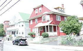 Allston Red House by Spare Suite Cambridge