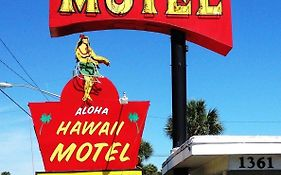 Hawaii Motel Daytona Beach Fl