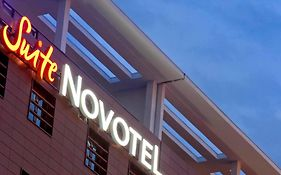 Suite Novotel Hannover City