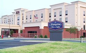 Hampton Inn Lawton Ok