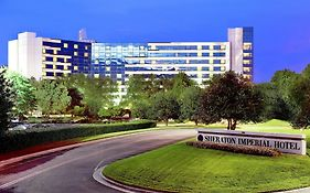 Sheraton Imperial Hotel Raleigh-Durham Airport At Research Triangle Park photos Exterior