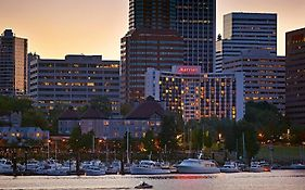 Marriott Waterfront Portland Oregon