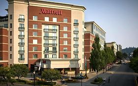 Marriott Town Center Redmond Wa
