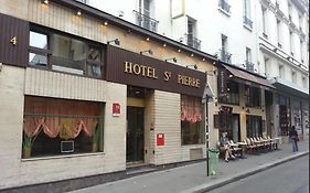 Hotel st Pierre Paris