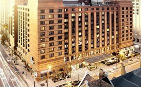 Embassy Suites in Chicago Downtown