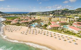 Marriott Beach Resort st Kitts