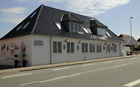 Coco Bed & Breakfast Hotel Esbjerg