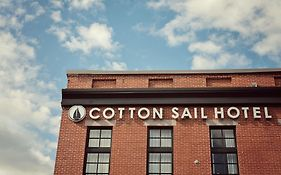 The Cotton Sail Hotel Savannah