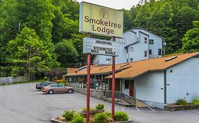 Smoketree Lodge Banner Elk