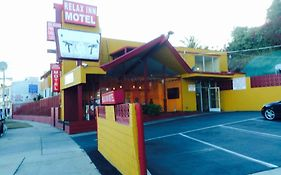 Relax Inn Motel Los Angeles Ca