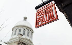 Auberge Saint Paul Old Montreal Hostel 3* Canada