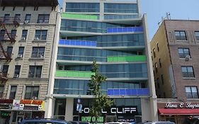 Hotel Cliff in Washington Heights