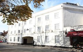 The Angel Hotel Leamington Spa