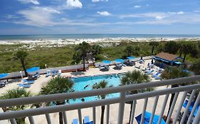 Holiday Isle Oceanfront Resort Saint Augustine Beach, Fl