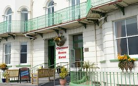 The Clarence House Hotel Tenby
