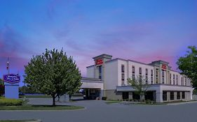 Hampton Inn New Haven Ct