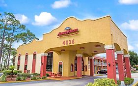 Howard Johnson Express Inn Suites Lakefront Park Kissimmee Reviews
