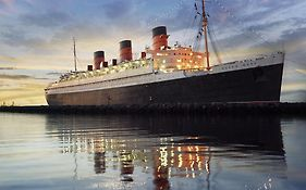 The Queen Mary Hotel Long Beach Ca