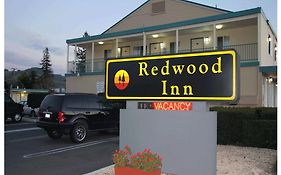 Redwood Inn Santa Rosa Ca