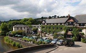The Exmoor White Horse Inn