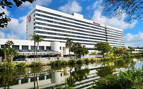 Sheraton Miami Airport Hotel & Executive Meeting Center Miami Fl