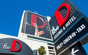 The d Hotel Las Vegas Nv