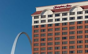 Hampton Inn Downtown st Louis
