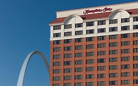 Hampton Inn st Louis Mo