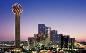 The Hyatt Regency Dallas