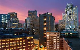 Boston Regency Hyatt