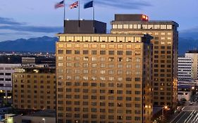 Anchorage Alaska Captain Cook Hotel