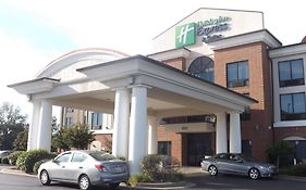 Holiday Inn Express Dyersburg Tennessee