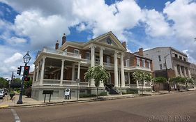 Eola Hotel in Natchez Ms