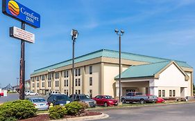 Comfort Inn Collinsville Illinois