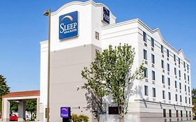 Sleep Inn & Suites Metairie La