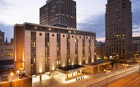 Double Tree Hotel in Milwaukee
