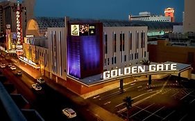 Golden Gate Hotel in Vegas