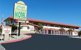 High Desert Motel Joshua Tree Ca