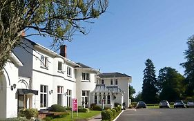 Mercure Brandon Hall Hotel & Spa 4*