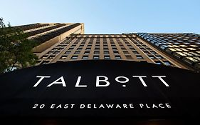 Talbott Hotel Chicago Rates