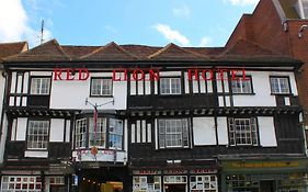 The Red Lion Hotel Colchester