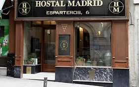 Hostal Madrid Madrid Spain