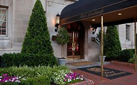 Hotel Lombardy Washington Dc