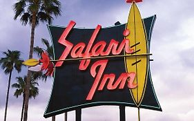 Safari Inn Los Angeles California