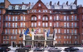 The Claridges Hotel London