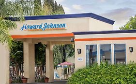 Howard Johnson Orange Ca