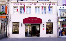 Hotel le Clery Paris