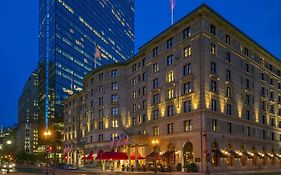 The Fairmont Copley Plaza Boston