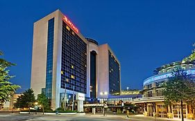 Marriott Convention Center Chattanooga Tn