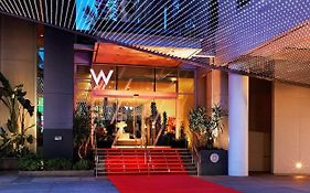 The w Hollywood